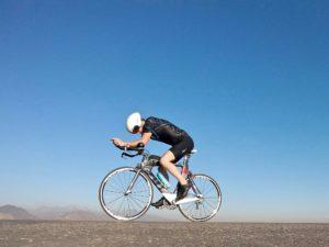 man cycling   shoulder separation